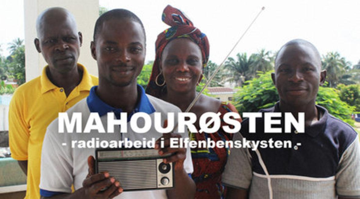 Radiobølger med håp og frelse til mahoufolket
