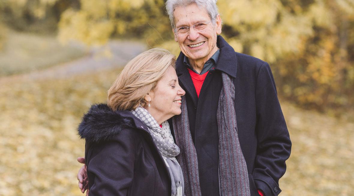 TV-program: - Troen har berget ekteskapet vårt