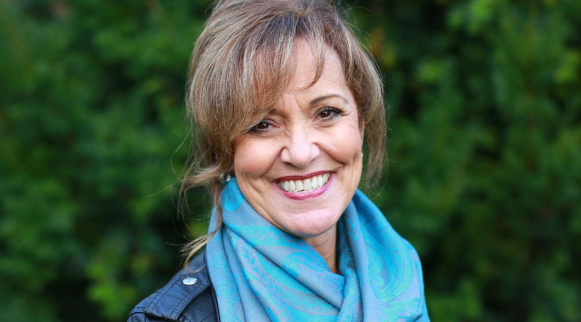 Peggy Banks: Fra overgrepsoffer til misjonsleder. (TV-program)