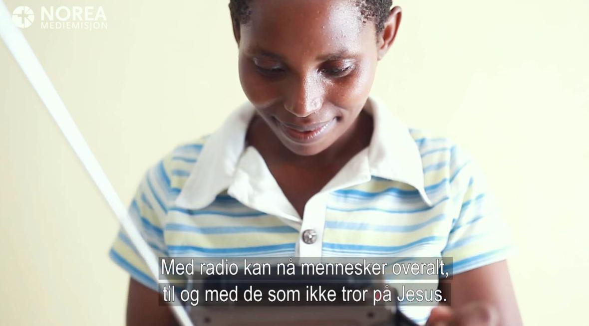 TV-program: Håpets kvinner redder liv!